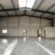 Baustelle, Rohbau, Lagerhalle, Fachunternehmen, Fundamente gießen, Nassmacher Bau, Borken, Reken, Klinker